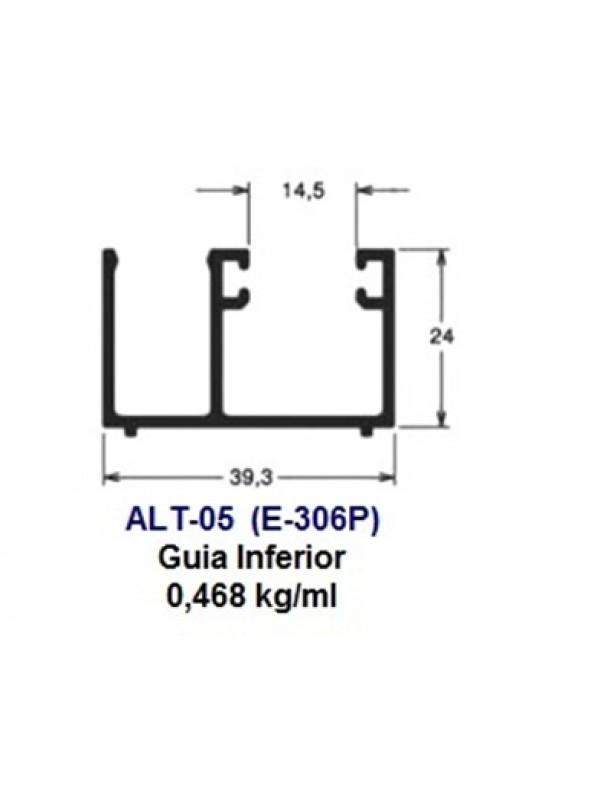 ALT-05 (E-306P) Guia Inferior