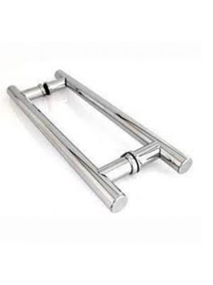 puxador redondo em alumínio PAL  120