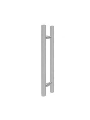 puxador redondo em alumínio PAL  36