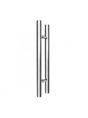puxador redondo em alumínio PAL  376