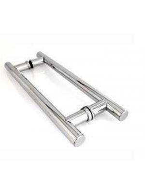 puxador redondo em alumínio PAL  51