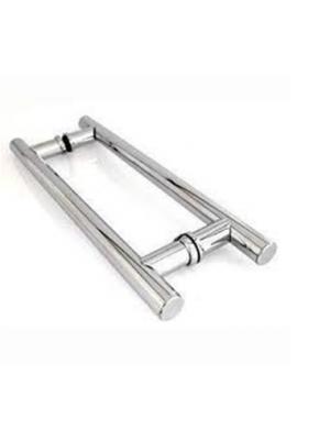 puxador redondo em alumínio PAL  54