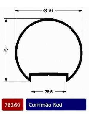 78260-corrimão red Cor : Bronze (1003)-Preto
