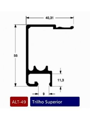 ALT 49 Trilho superior