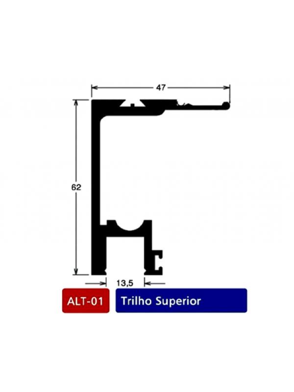 ALT 01- Trilho superior