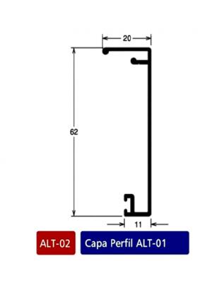 ALT 02- Capa Perfil ALT-01