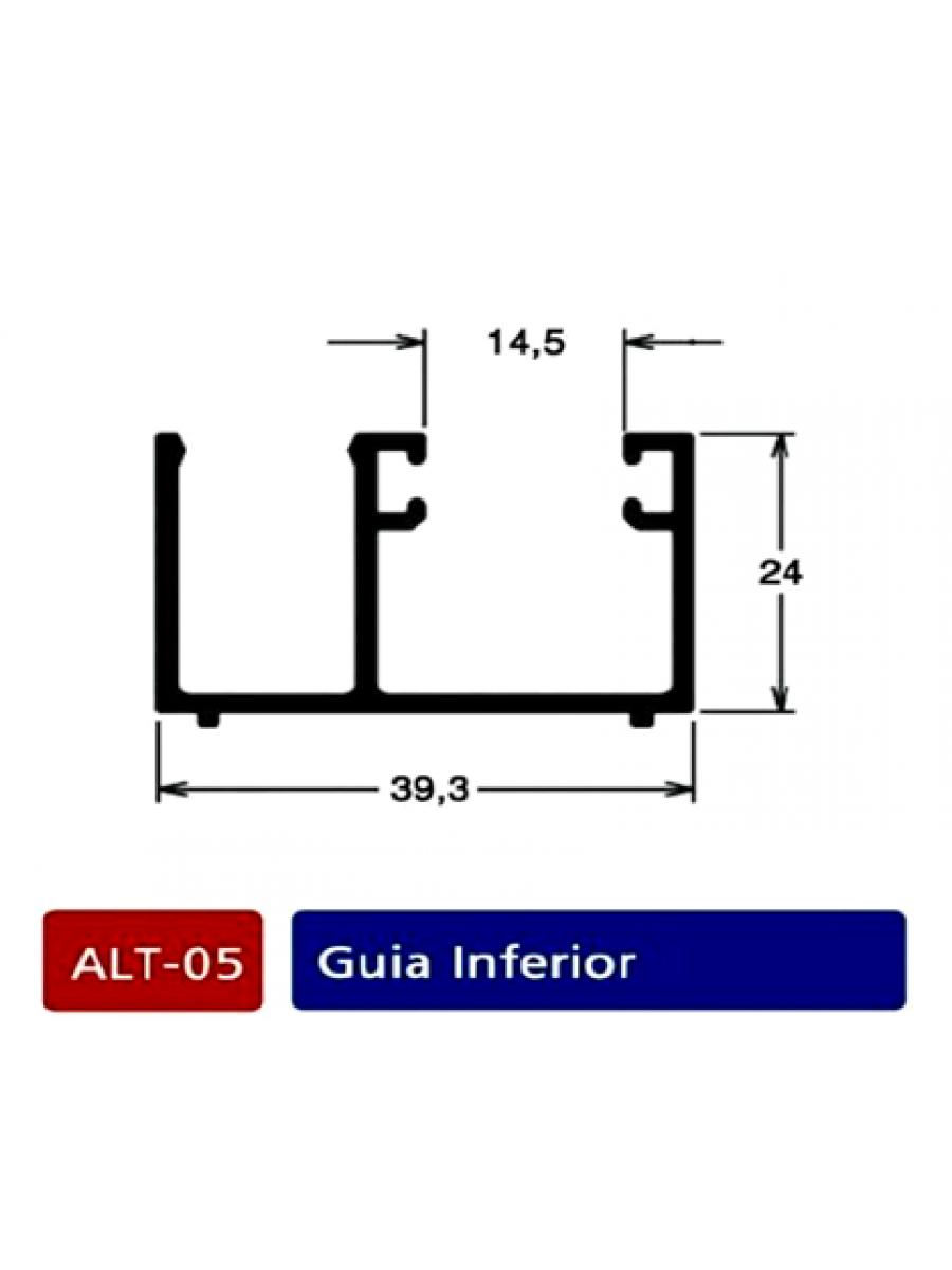 ALT 05- Guia inferior