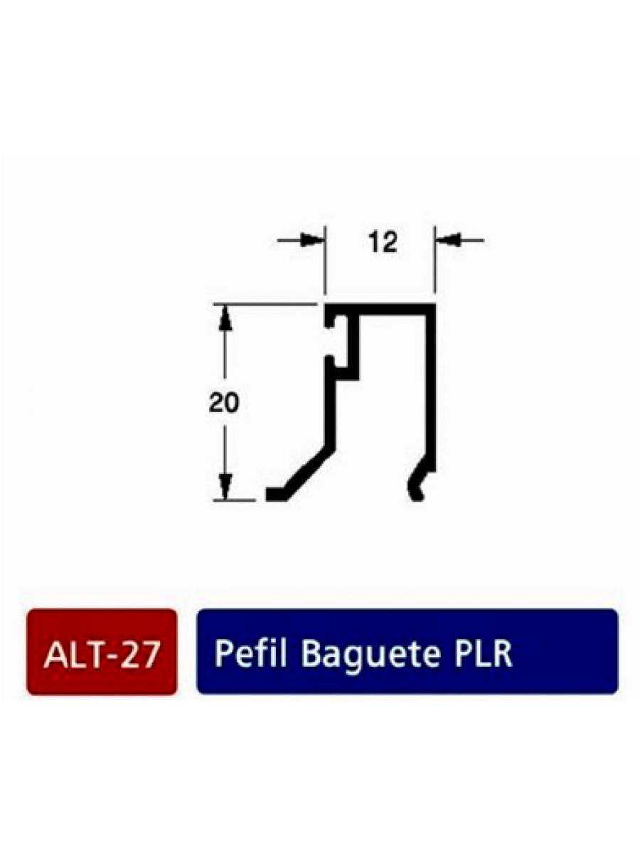 ALT 27- Perfil  Baguete