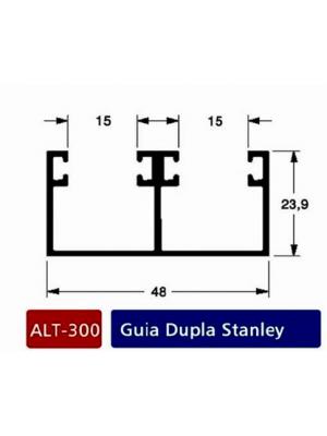 ALT-300 Guia Dupla Stanley