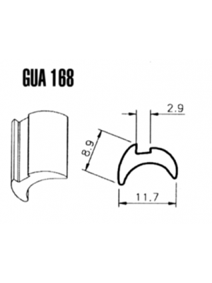 Borracha Gua 168